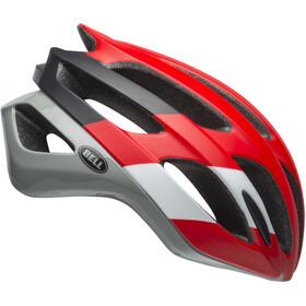 Bell Falcon MIPS Helm matte/gloss crimson/black gray